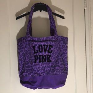 Love Pink Victoria's Secret travel bag or reg bag